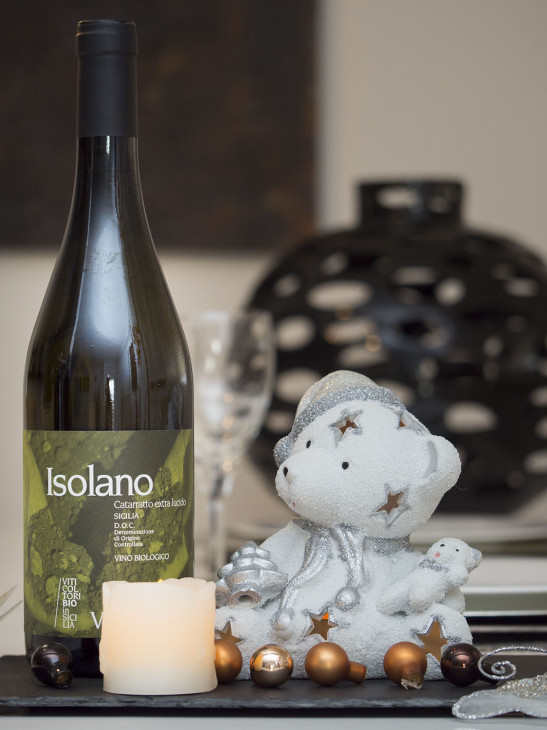Isolano Vin Blanc Naturel